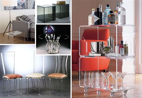 acrylic furniture more acrylic furniture finds for a sleek style