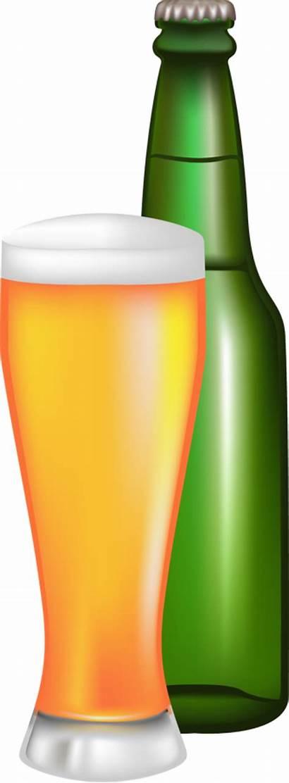 Beer Bottle Clipart Clip Bottles Wine Suds