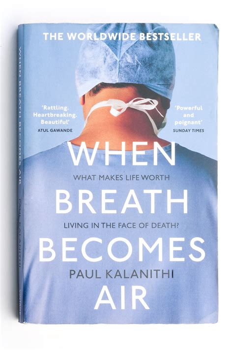 Book review: When Breath Becomes Air by Paul Kalanithi ...