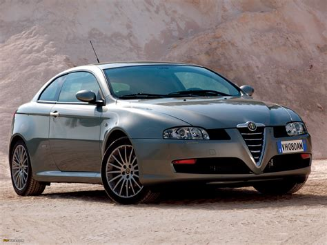 Alfa Romeo GT 937 (2003–2010) wallpapers (1600x1200)