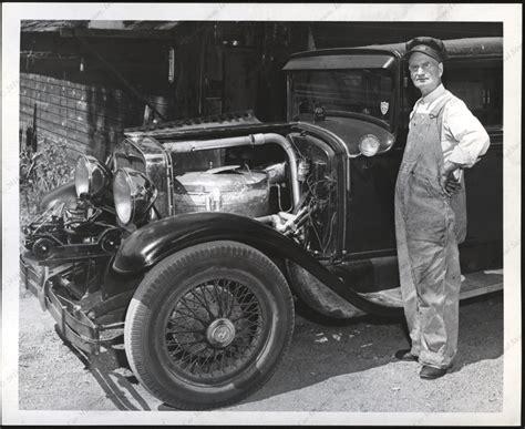 george edward underwood steam car