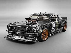 Ken Block's 1965 Gymkhana Seven Mustang - Hot Rod Network
