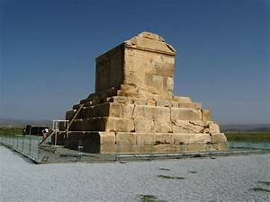 632 Pasargadae Tomb of Cyrus