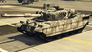 GTA Online Has 50 Discounts On Tanks And Other Military