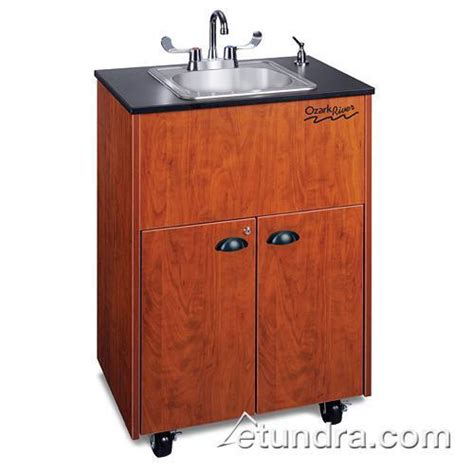 ozark river portable sinks manual ozark river adstc lm ss1n premier series stainless