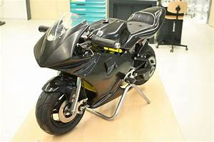 Moto Cross Pocket  Pocket Bike Mini Moto Cross Pit Bike Polini X4p 125 4t Air Cooling Box 4