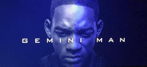 gemini man official trailer  poster drops