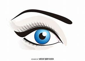 Eyes Makeup Logo | vizitmir.com