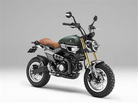 2016 2017 Honda Motorcycles Concept Model Lineup