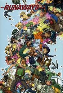 Runaways HC (2005-2007 Marvel) comic books