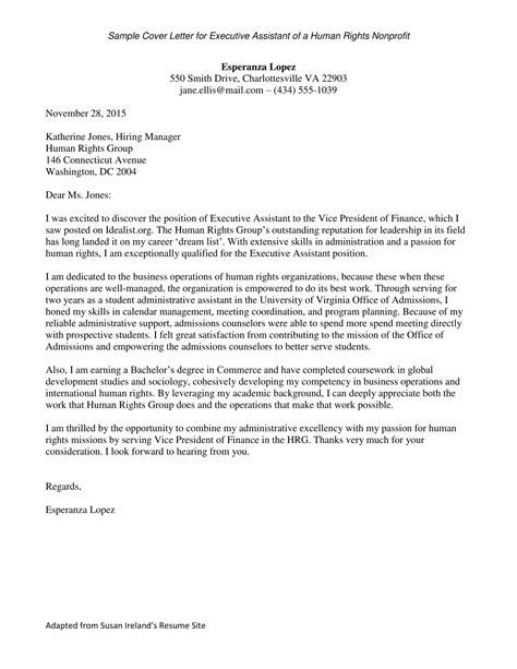 32 best sle cover letter exles for applicants