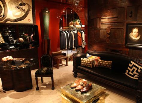 maen interieur chic in paris dries van noten men s store ellegant home
