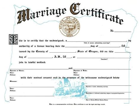 marriage licenses multnomah county