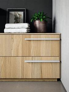 28 idees originales de meuble de rangement salle de bain With meuble rangement bois salle de bain