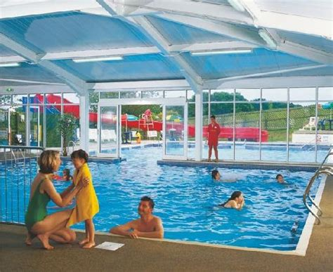 Excellent Indoor And Outdoor Heated Pools  Picture Of