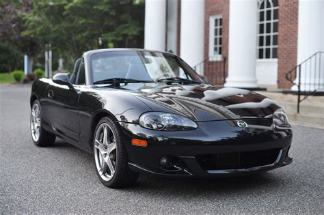 One-Owner 2005 Mazda Mazdaspeed Miata for sale on BaT ...