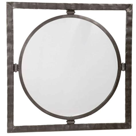 Wrought Iron Bathroom Mirror by Wrought Iron Forest Hill Collection Wall Mirror