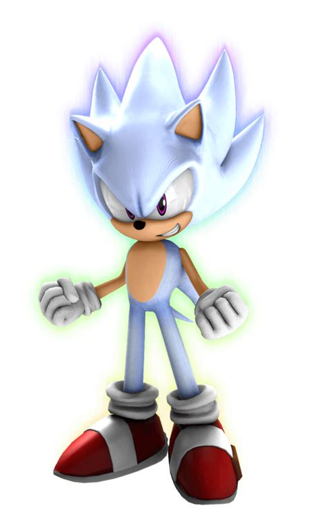 Hyper Sonic The Hedgehog Wallpapers - Wallpaper Cave