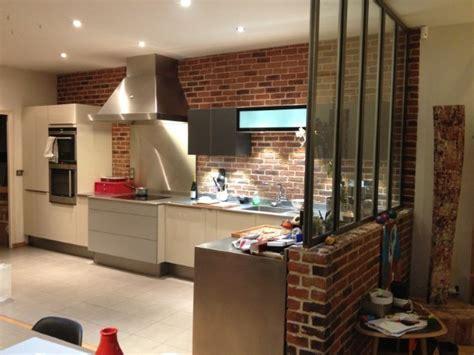 cuisine style industriel loft cuisine style industriel loft