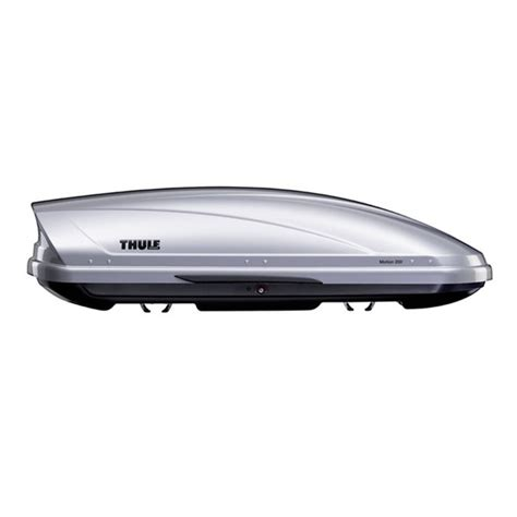 coffre de toit thule 200 coffre de toit thule motion 200 argent 410 l norauto fr