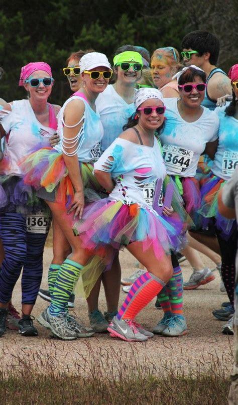 color run tutu best 25 color run tutu ideas on ballerina
