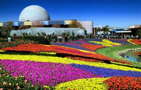 epcot flower and garden festival sneak peek at 25th epcot international flower garden