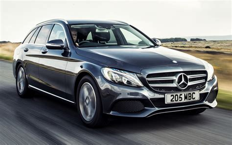 Mercedes C Class Estate Wallpapers by 2014 Mercedes C Class Estate Uk Wallpapers And Hd