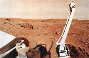 The surface of Mars, seen from Viking 1, 1976. at Science ...