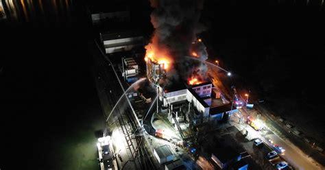 ovh fire octave klaba  ups systems  ablaze dcd
