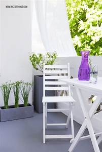 Möbel Kleiner Balkon : kleiner balkon deko ideen das beste aus wohndesign und m bel inspiration ~ Sanjose-hotels-ca.com Haus und Dekorationen