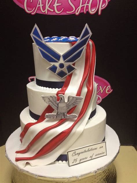 air force cake cake army navy marines airforce