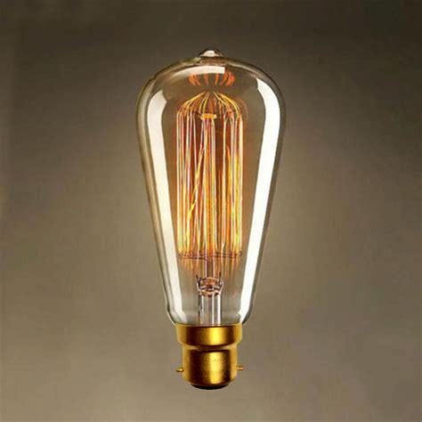 Antique Lamps Vintage Bulbs Retro Edison Decorative Lights