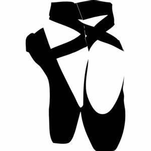 Ballerina Clipart Black And White - ClipArt Best