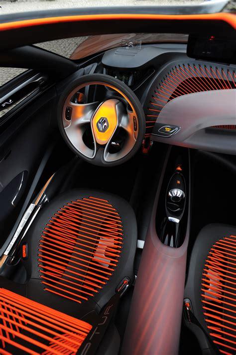 renault captur concept interior car body design