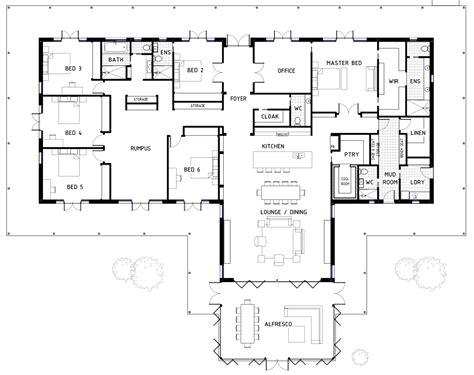 bedroom house floor plans house plans