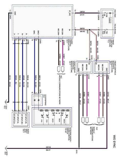 Ford Focus Radio Wiring Diagram New Transit Valid