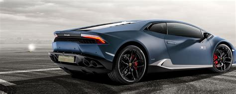 lamborghini huracan avio technical specifications