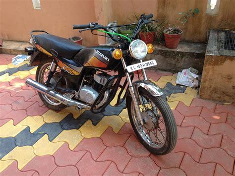 Suzuki Samurai Modified 100cc Motorcycle