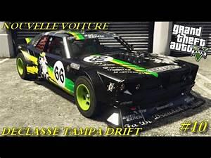 Voiture Télécommandée Drift : gta 5 nouvelle voiture declasse tampa drift youtube ~ Melissatoandfro.com Idées de Décoration