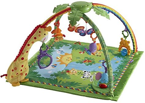 tapis eveil jungle fisher price fisher price rainforest melodies and lights deluxe in the uae see prices reviews and buy