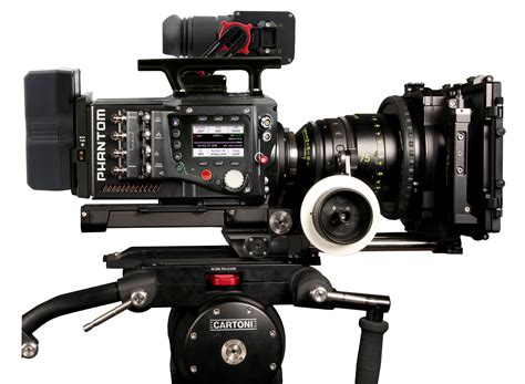 phantom flex   fps  monster camera