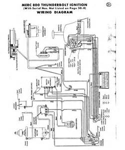 mercury thunderbolt ignition wiring diagram mercury similiar mercury outboard schematics keywords on mercury thunderbolt ignition wiring diagram