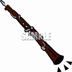 Royalty Free Oboe Clipart