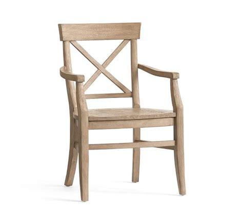 aaron wood seat chair pottery barn