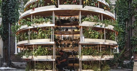 How Does Your Garden Grow Lab by Ikea Lab Releases Free Designs For A Garden Sphere That