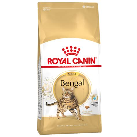 bengal cat food royal canin