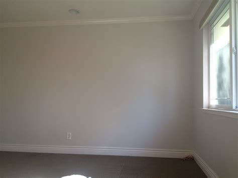 glidden silver birch from home depot subtle white grey used in living room and entry way my