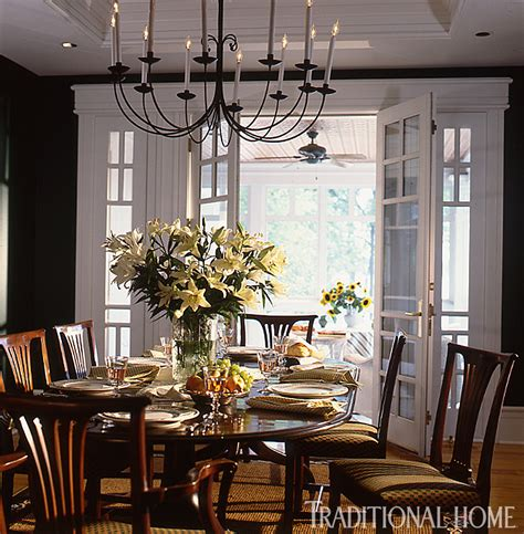 years  beautiful dining rooms traditional home