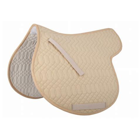 tapis de selle en forme avec pad de garrot pas cher