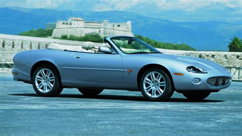 Jaguar Xkr Convertible (2003) Wallpapers And Hd Images